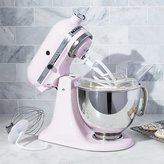 Crate & Barrel KitchenAid ® Artisan Pink Stand Mixer