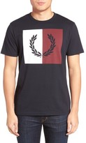 Fred Perry Men's Logo Graphic T-Shirt