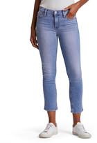 Hudson Nico Mid-Rise Crop Straight-Leg Jeans