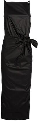 Sportmax Napoli Bow-Detail Dress