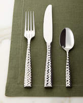 Fortessa 20-Piece Lucca Faceted Flatware Service
