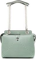 Fendi Dotcom Click shoulder bag - women - Calf Leather - One Size