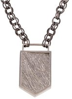 Kelly Wearstler Shield Pendant Necklace
