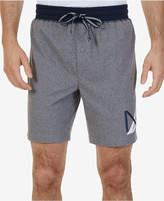 Nautica Men's Heathered Pajama Shorts