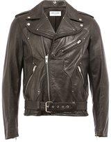 Saint Laurent guitar leather jacket
