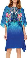 Gottex Oahu Floral-Print Dress