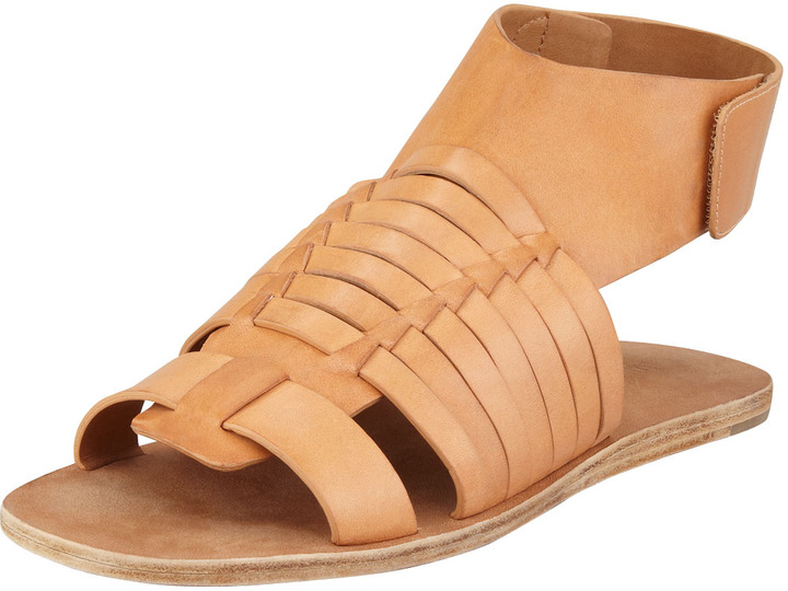 Vince Calista Huarache Thong Slide Sandal