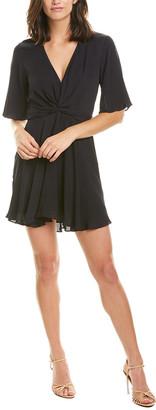 A.L.C. Ava Silk A-Line Dress