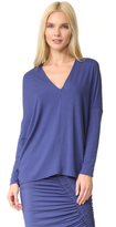 Zero Maria Cornejo Long Sleeve Koya Top