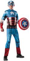 Rubie's Costume Co Blue Captain America Dress-Up Set - Kids