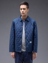 "Bedwin&the Heartbreakers BEDWIN & THE HEARTBREAKERS ""Jill"" Quilting Coach Jacket"