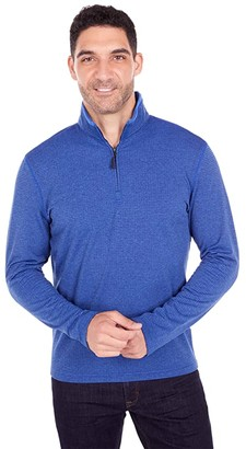 Robert Graham Gareth Sweater (Cobalt) Men's Clothing
