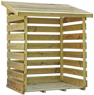 Mercia Garden Products Mercia Single Log Store.
