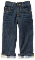 Gymboree Size 3T Straight Leg Denim Pant in Blue