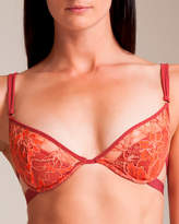 Christies Couture Molded Demi-Cup Bra