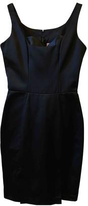 Agent Provocateur Black Cotton - elasthane Dress for Women