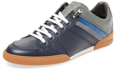 Christian Dior Leather Low Top Sneaker