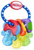 Nuby NubyTM purICETM Gel Teething Key Ring