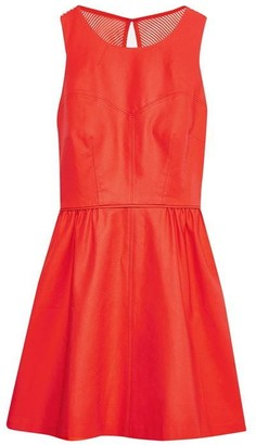 Jack Wills Hertha Fit And Flare Dress