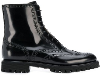Church's Brogue Boots