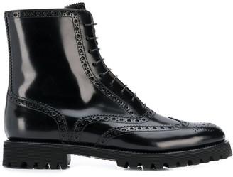 Church's brogue boots