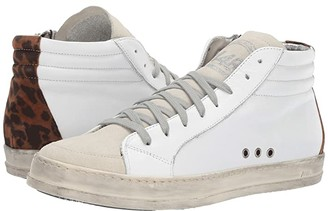 P448 Skate (Whi/Leb) Women's Shoes