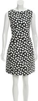 Kate Spade Printed Mini Dress
