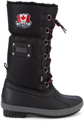 Pajar Jassi Faux Fur-Trim Waterproof Boots