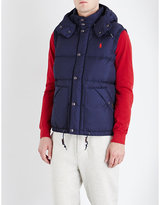Polo Ralph Lauren Elmwood Quilted Shell Gilet