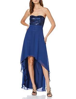Vera Mont VM Women's 2522/5000 Dress, (Waterfall Blue), 8