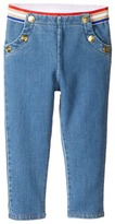 Little Marc Jacobs Denim Effect Trousers Girl's Jeans