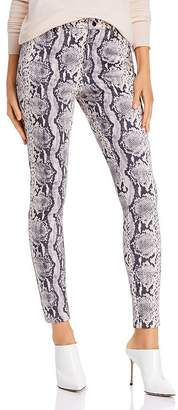 Sunset & Spring Sunset + Spring Snake Print Faux Suede Pants - 100% Exclusive