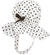 Starting Out Baby Girls Polka Dot Sun Hat