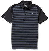 Under Armour Golf Coldblack Tempo Polo Shirt