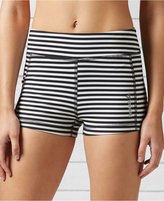 Reebok Striped Yoga Shorts