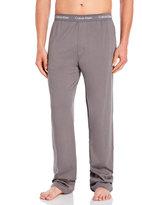 Calvin Klein Solid Knit Pajama Pants