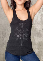 Etsy Women's Nordic Lunar Tank Top - American Apparel Tri-Blend Tank Top