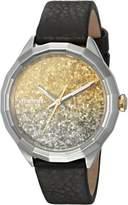 Diesel Women's 'Kween B' Quartz Stainless Steel Casual Watch, Color:-Toned (Model: DZ5553)