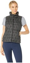 The North Face Holladown Crop Vest (Asphalt Grey) Women's Vest