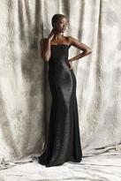 Theia Strapless Long Gown 881271