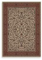 Bed Bath & Beyond Concord Global Trading Jewel Kashan 7-Foot 10-Inch x 11-Foot 2-Inch Rug in Ivory