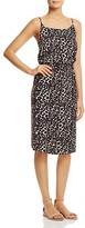 Vero Moda Cheetah Print Dress