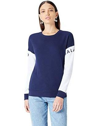 Active Wear Activewear Sweatshirts Womens, Crew Neck and Long Sleeves,X-Large