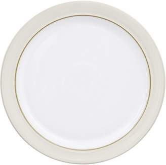 Denby Natural Canvas Stoneware Dinner Plate