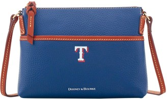 Dooney & Bourke MLB Rangers Ginger Crossbody