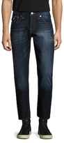 True Religion Flap Pockets Slim Fit Jeans