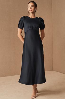 BHLDN Leyden Dress By in Blue Size 0