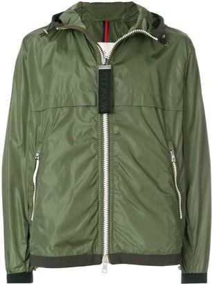 Moncler Zipped Bomber Jacket