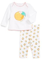 Kate Spade Infant Girl's Orangerie Shirt & Pants Set