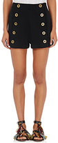 Chloé Women's Milano Knit Sailor Shorts-BLACK